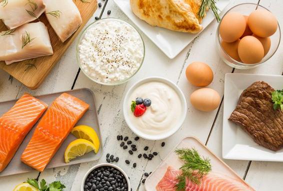 Thực phẩm giàu chất đạm cho người bị bệnh gout