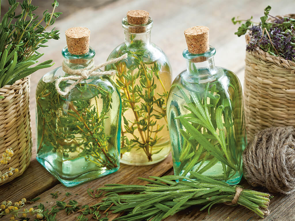 Tinh dầu thiên nhiên giúp giảm đau