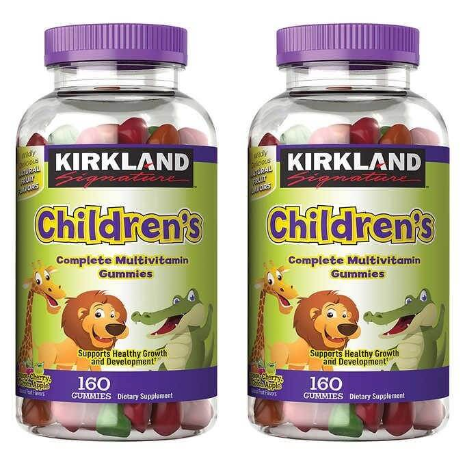 Sản phẩm Children's Complete Multivitamin Gummies