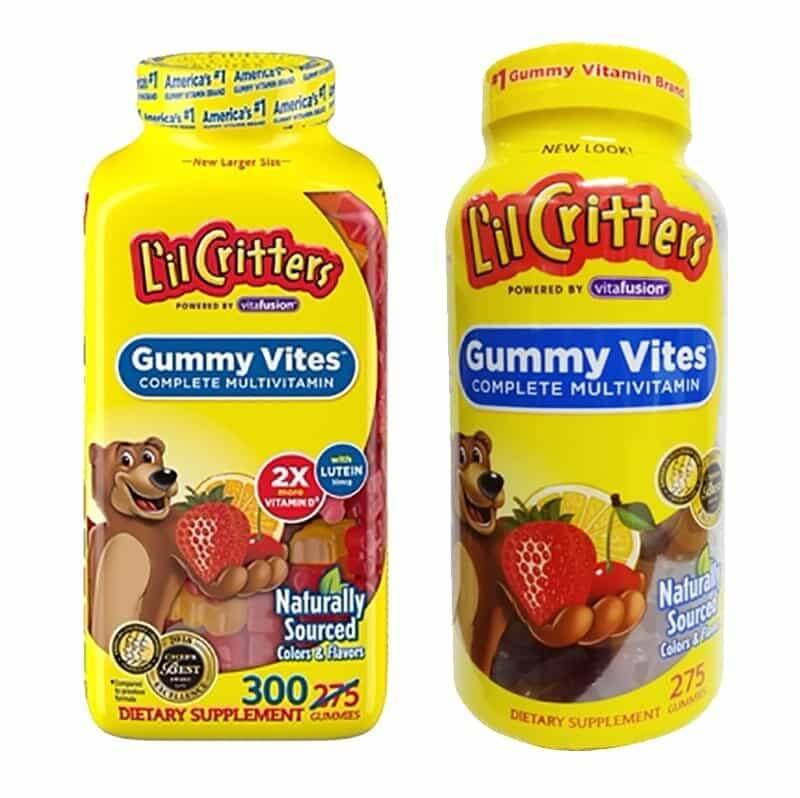 Thuốc bổ cho trẻ biếng ăn Gummy Vites