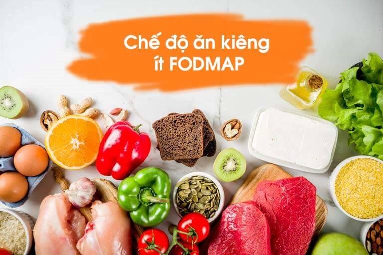 Áp dụng chế độ ăn hạn chế FODMAPS