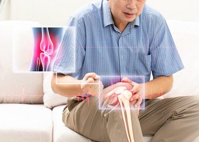 Bệnh đau nhức xương khớp gây nhiều phiền toái cho người bệnh