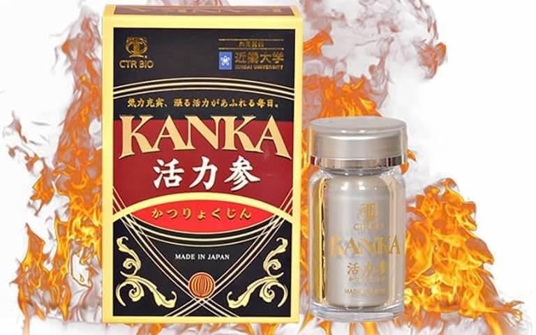 Sản phẩm bổ thận Kanka