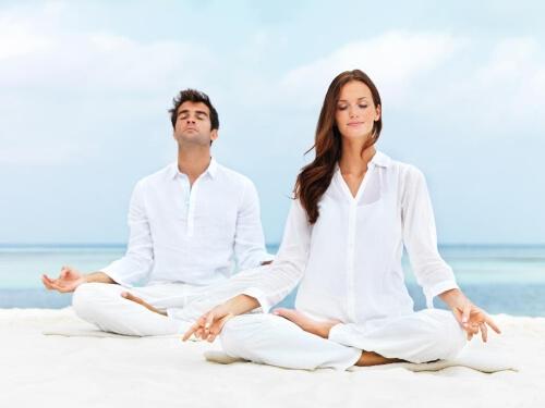 Thiền sẽ giúp bạn có tâm trạng luôn được thoải mái