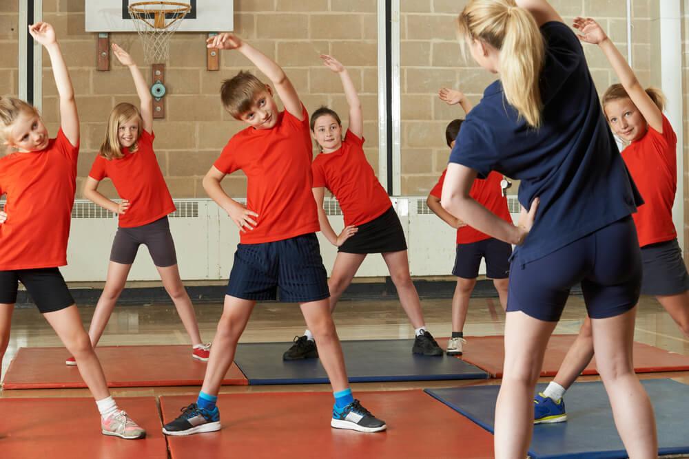 Thói quen tập thể dục hằng ngày giúp trẻ ăn uống ngon miệng và có hệ tiêu hóa tốt