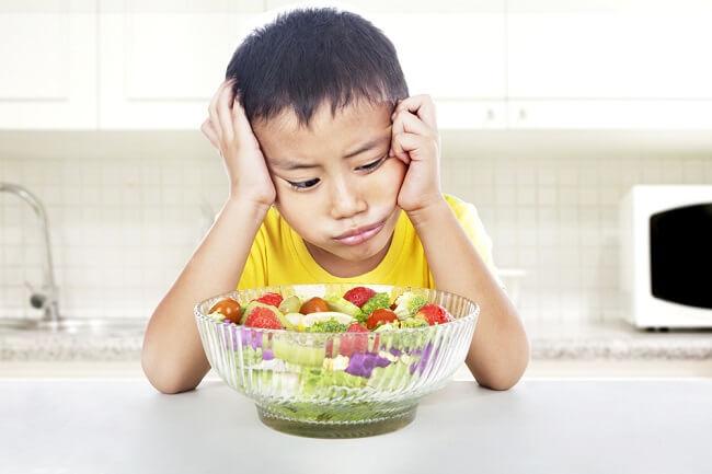 Trẻ bị rối loạn tiêu hóa nên ăn gì và kiêng gì?