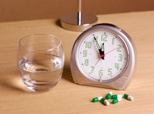 Uống thuốc đúng thời điểm
