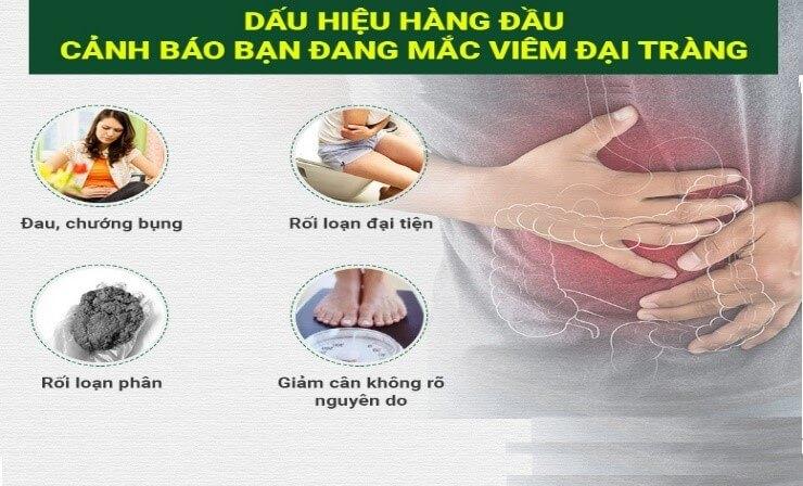 Một vài triệu chứng tiêu biểu của bệnh
