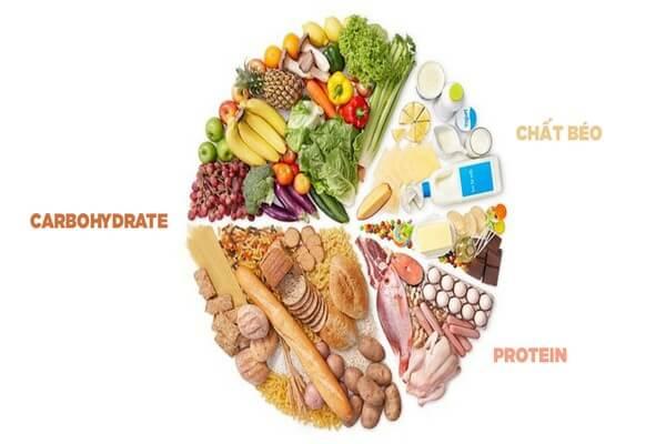 Cần cân đối tỉ lệ thành phần trong bữa ăn của bạn