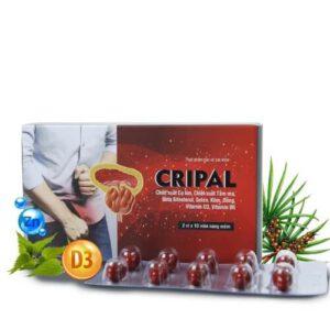 Cripal chữa phì đại tuyến tiền liệt