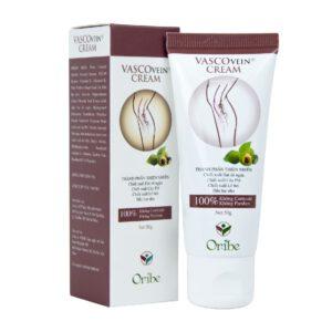 Kem thoa vascovein giúp giảm đau, giảm sưng, phù và tê chân