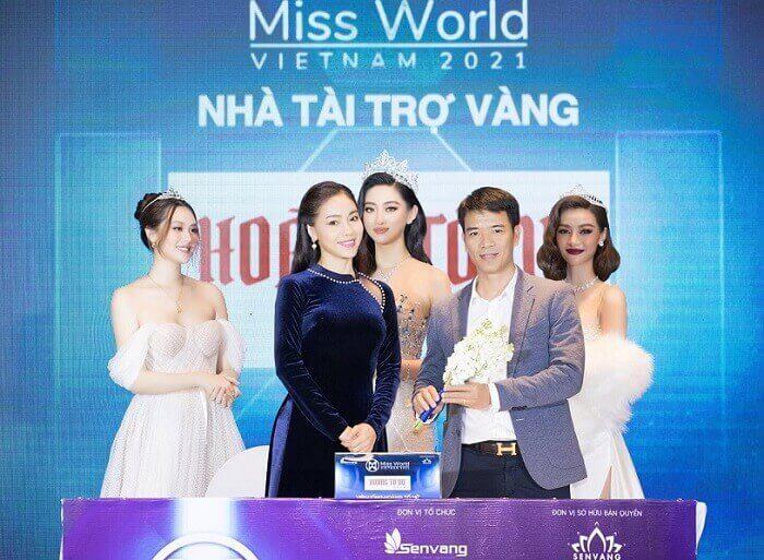 Miss World Việt Nam 2021 đã chính thức quay trở lại